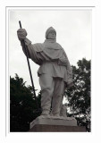 Statue of Robert F. Scott