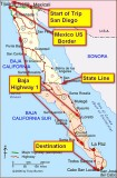 THE CALIFORNIA BAJA -PARADISE WHERE NOTHING WORKS QUITE RIGHT PART I