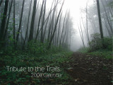 2008 Calendar - Tribute to the Trails