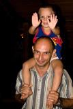 Sergey & son