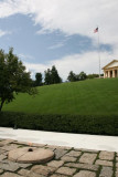 John F. Kennedy burial site at Arlington National Cemetery