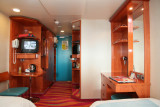 Our cabin on the NCL Jewel