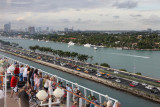 Leaving Miami - NCL Jewel