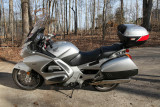 Our 2007 Honda ST1300 Sport Touring Bike