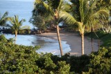 Ulua Beach - this was the morning of the tsumani warning
