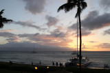 View from Leilani's at Whaler's Village