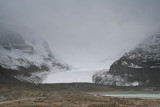 Athabasca Glacier & the Columbia Icefield