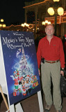 Dale at Mickey's Very Merry Christmas