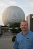 Dale at EPCOT