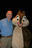 Chip& Dale at Garden Grill Restaurant at EPCOT