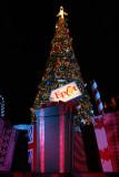 Christmas Tree at EPCOT