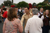 Angela meets Helio Castroneves (Dancing withe Stars winner)