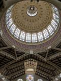 Cupula del mercado / Dome of the market