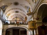 Techo del Monasterio