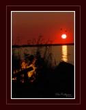 Buffalo Point Sunset