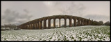 Ouse Valley Viaduct, Balcombe.  Apr 08