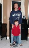 Brandon and Papa
