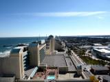 View of Daytona Beach from Wyndham TImeshare