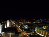 Night View of Daytona Beach from Wyndham TImeshare