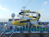 Waterworks on the Carnival Dream