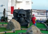 Best Hole on Mini-golf on Carnival Dream