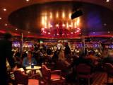 Inside Comedy Club on Carnival Dream