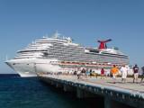 Docked in Cozumel, Mexico