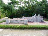 Miniature of Temple and Ex Convent of Santa Domingo (1570-1666)