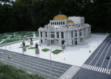 Miniature of the Palace of Fine Arts (Mexico City)