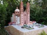 Miniature of Santa Prisca (Taxco, Mexico)