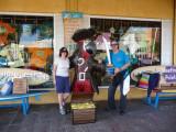 Susan & Bill at Margaritaville, Cozumel