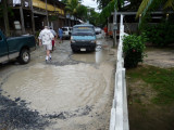 Traffic Calming Strategy in West End Village, Roatan