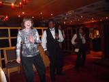 Susan Dancing with Joseph (Waiter) & Maria (Asst Waiter)