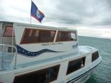 Boarding Tender to Go Ashore in Belize