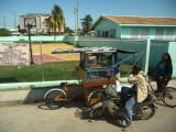 Mobile Food Vendor in Belize