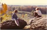 Erica & Wayne at Gettysburg