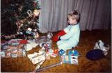 Xmas morning 1982