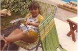Needlepoint in the summer of '82