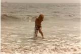 Wayne in the Ocean City, Md. surf