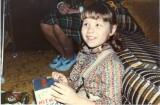 Erica in December of 1982