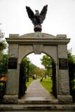 DAR Cemetery in Savannah