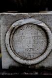 Tomb of one of Teddy Roosevelt's ancestors