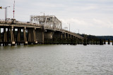 Bridge towards Hunting Island