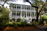 Old Beaufort home