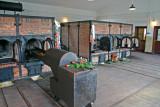 Buchenwald Crematorium ovens