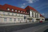 Weimar train station