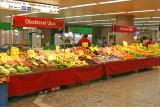 Frankfurt produce stand
