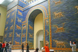 Ishtar Gate in the Pergamon Museum