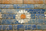 Ishtar Gate decorative flower