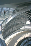 Reichstag Dome ramp